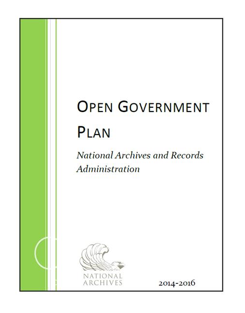 Open Gov Plan Cover