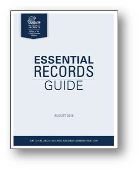 Image of the Cover of the revised Essential Records Guide
